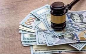 Картинка money, justice, hammer, corruption
