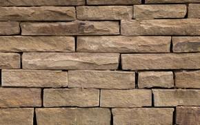 Картинка wall, bricks, stones