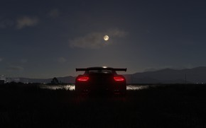 Картинка night, The Crew, TheCrew, Ruf, RT35, landscape beautiful