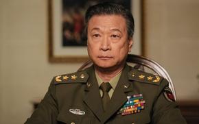 Картинка cinema, military, movie, asian, film, chinese, oriental, asiatic, uniform, seifuku, Arrival, Tzi Ma