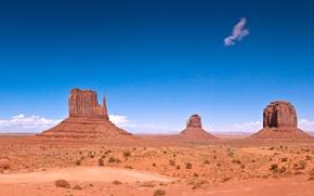 Картинка mountains, usa, Desert, arid