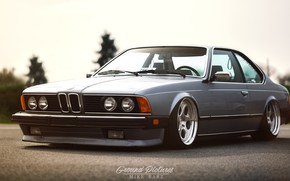 Картинка BMW, e24, 635CSi, 6-series