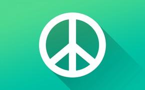 Обои гринпис, greenpeace, эмблема, экология