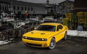 Картинка Dodge, Challenger, додж, челенджер