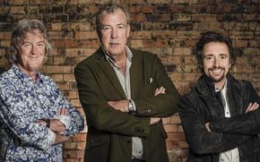 Картинка Jeremy Clarkson, Джереми Кларксон, Ричард Хаммонд, James Daniel May, Джеймс Мэй, англичане, передача, Richard Hammond, …
