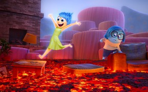 Картинка animated film, animated movie, Inside Out