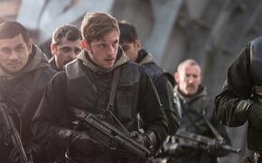 Картинка cinema, gun, weapon, movie, film, Jamie Bell, MP5, Heckler & Koch, H&K, HK MP5, 6 ...