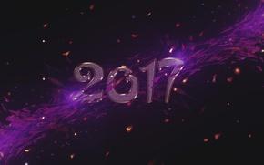 Обои new year, 2017, Новый Год