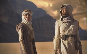 Картинка Star Trek, tv series, Sonequa Martin Green, Star Trek Discovery