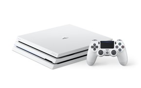 Обои technology, console, PlayStation 4 Pro, PlayStation, Hi-Tech, PS4 Pro, Glacier White PS4 Pro, Glacier White, ...