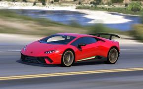 Картинка скорость, автомобиль, Grand Theft Auto V, Rockstar Games, GTA V.