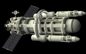 Картинка ракета, миссия на марс, ENCOUNTER