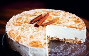 Картинка торт, крем, сладкое