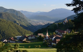 Картинка горы, Альпы, Италия, Доломитовые Альпы, Больцано, Южный Тироль, Bozen, Bolzano