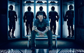 Картинка actor, tv series, expanse, The Expanse, Amos Burton, Wes Chatham, scifi