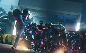 Картинка банды, конфликт, Cloakapocalypse