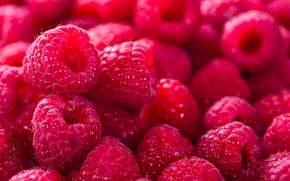 Картинка ягоды, малина, фон, background, Raspberry