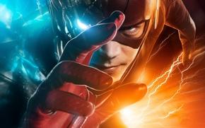 Обои hero, yuusha, suit, tv series, The Flash