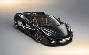 Картинка McLaren, 2018, Spider, Design Edition, 570S