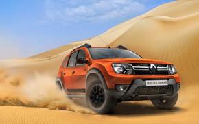 Картинка Renault, 2018, Dakar, Duster