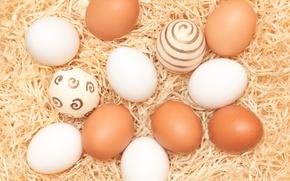 Картинка яйца, Пасха, Easter, Holidays, Eggs