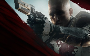 Картинка Взгляд, Оружие, Броня, Bungie, Activision, Destiny, Экипировка, Titan, Destiny 2