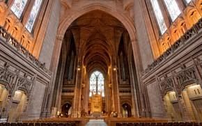 Картинка Cathedral, Liverpool, England