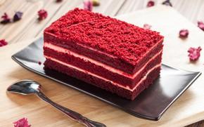Картинка пирожное, крем, десерт