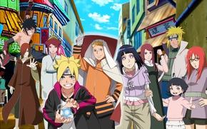 Картинка аниме, арт, Naruto, персонажи
