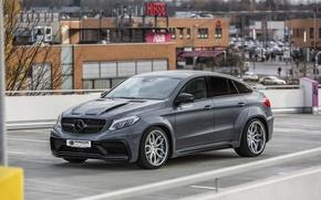 Картинка Mercedes-Benz, мерседес, Coupe, Prior-Design, C292, GLE-Class