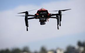 Картинка drone, robotics, electronics