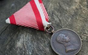 Картинка WW1, Austria Hungary, Medal for Bravery, Военная медаль