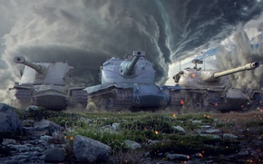 Картинка world of tanks, wot, 50b, wotart, 50б, кранваген, anderarts, kranvagen, т57
