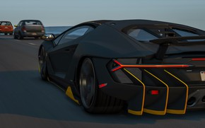 Картинка Grand Theft Auto V, GTA V, Lamborghini Centenario