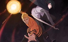 Картинка sword, Sasuke, Naruto, anime, katana, ken, blade, ninja, Uchiha, manga, Uzumaki, shinobi, japanese, jutsu, chakra, …
