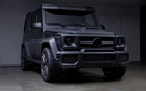 Картинка Carbon Edition, AMG, W463, G63, Mercedes