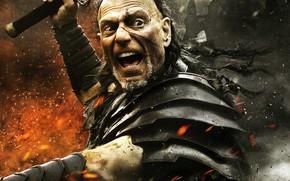 Картинка cinema, 2011, movie, evil, Conan The Barbarian, film, Khalar Zin, Stephen Lang