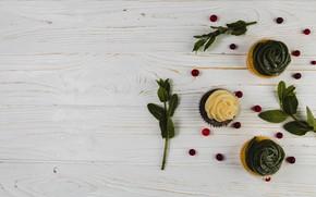 Картинка шоколад, крем, десерт, выпечка, кексы, muffins