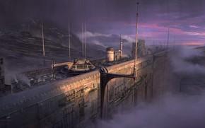 Картинка горы, Helios, Infinity Wall
