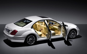 Картинка Mercedes-Benz, 2010, S-Class