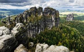 Картинка Germany, Saxony, Bad Schandau