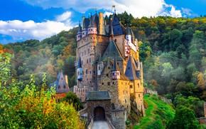 Обои rock, construction, castle