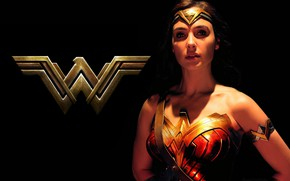 Обои Gal Gadot, Wonder Woman, DC comics