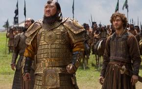 Картинка China, sword, army, ken, blade, asian, chinese, oriental, asiatic, series tv, italian, Mongolian, Venetian, emperor, …