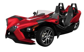 Картинка beautiful, comfort, hi-tech, Polaris, Slingshot, tecnology, sporty, tricycle, 023