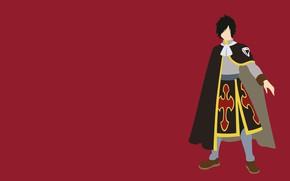 Картинка game, anime, minimalistic, dragon, assassin, asian, manga, japanese, Fairy Tail, oriental, asiatic, strong, dragon slayer, ...