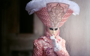 Картинка шляпа, маска, костюм, карнавал