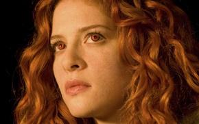 Обои фильм, Сумерки, Rachelle Lefevre, рыжая, Twilight, Victoria, вампир