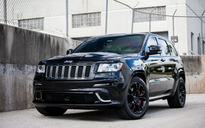 Обои Cherokee, Wheels, Jeep, Grand, SRT8, OEM