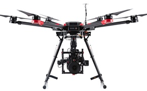Картинка technology, drone, high technology, quadcopter, high tec, dji matrix